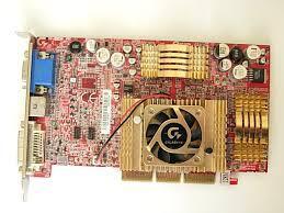 vga agp ati GIGABYTE GV-R9000 PRO II128mb 128bit & GIGABYTE GV-N94T-512H GeForce 9400