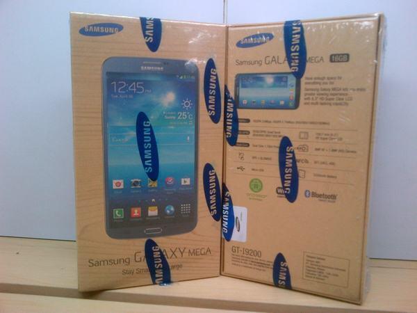 Samsung Galaxy Mega 6.3 inchi