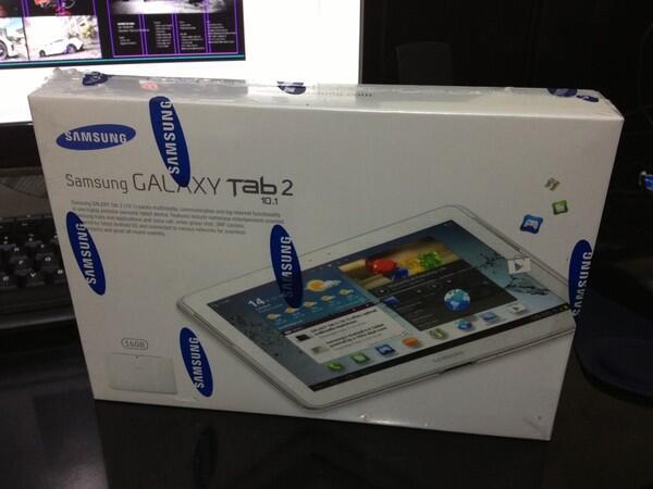 Samsung Galaxy Tab 2 10.1 P5100 NEW