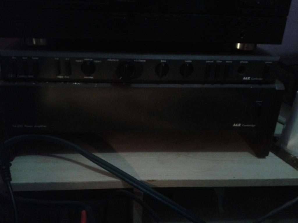 A&R Cambridge Power Amplifier SA200