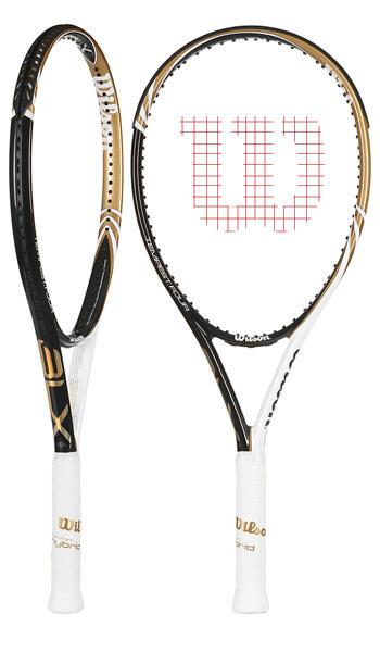 Raket Tenis Wilson BLX Tempest Four ORIGINAL