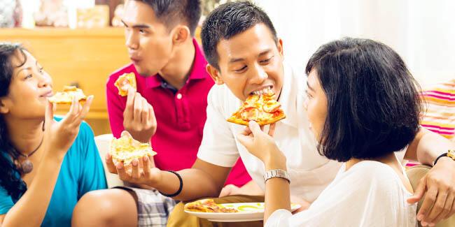 ~๑๑~Fakta Ala Makan Orang Indonesia.~๑๑~[NGAKUH MASUK]