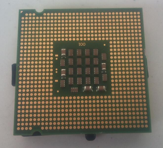Intel Celeron D 331 2,66GHz LGA 775 Single-Core Processor