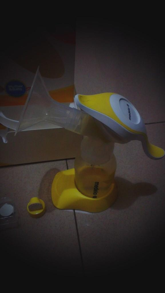 Jual Medela Harmony Second