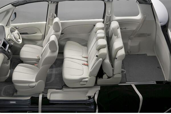 MAZDA BIANTE: Piliihan Baru untuk Mobil Keluarga