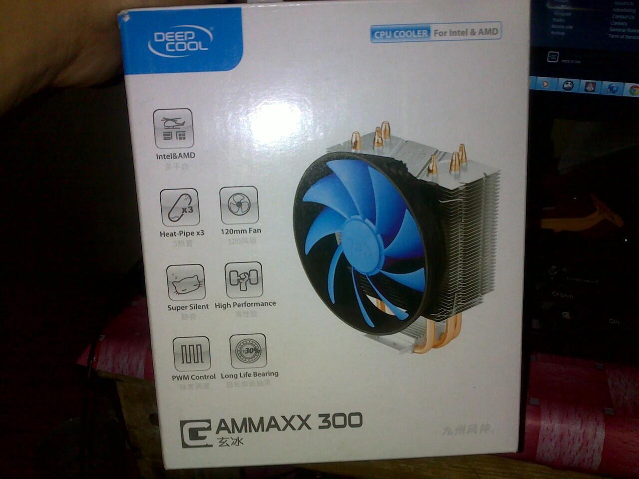 COOLING CPU GAMMAXX 300 CIANJUR