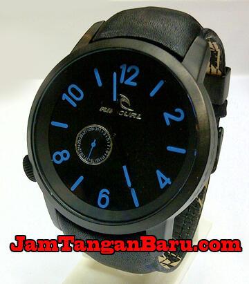 Terjual Jam Tangan Ripcurl Detroit Leather Sport Black  af6a32d8d3