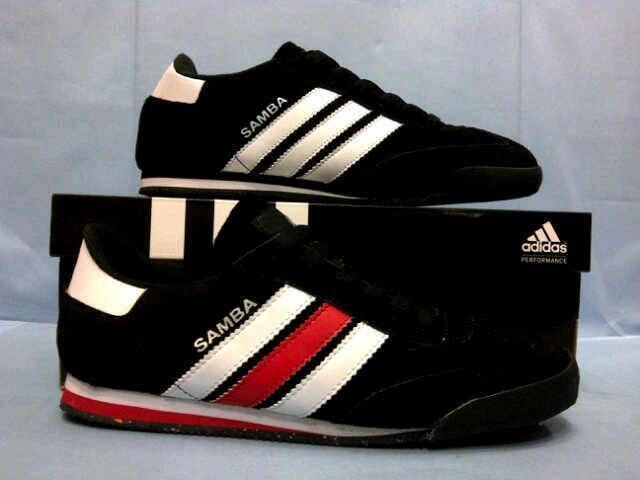Terjual Sepatu Skate Adidas Ronero   Adidas Samba TERLENGKAP !  284464e353