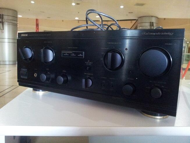 Denon 8900 Integrated Amplyfier ( Muluus, Muuraaah )