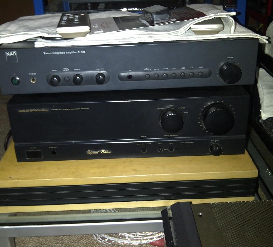 Audiophile Amplifier & Power Amp