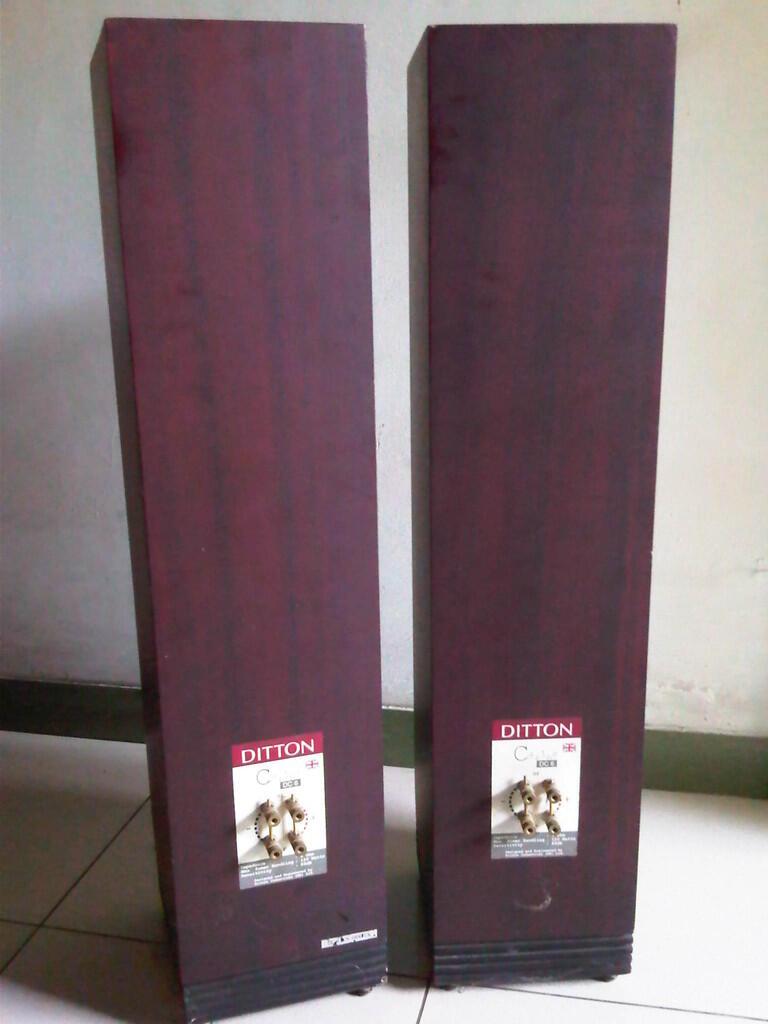 dijual floor standing speaker