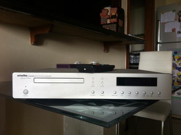 STELLO CDA200 SE(special edition) cdp + 24-192dac