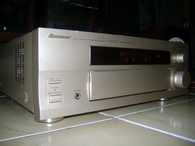 PIONEER VSX - D710S - HOME CINEMA AMPLIFIER
