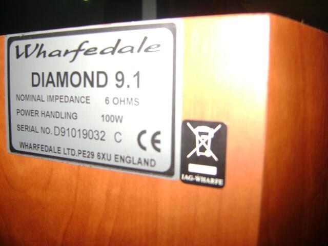 Wharfedale Diamond 9.1