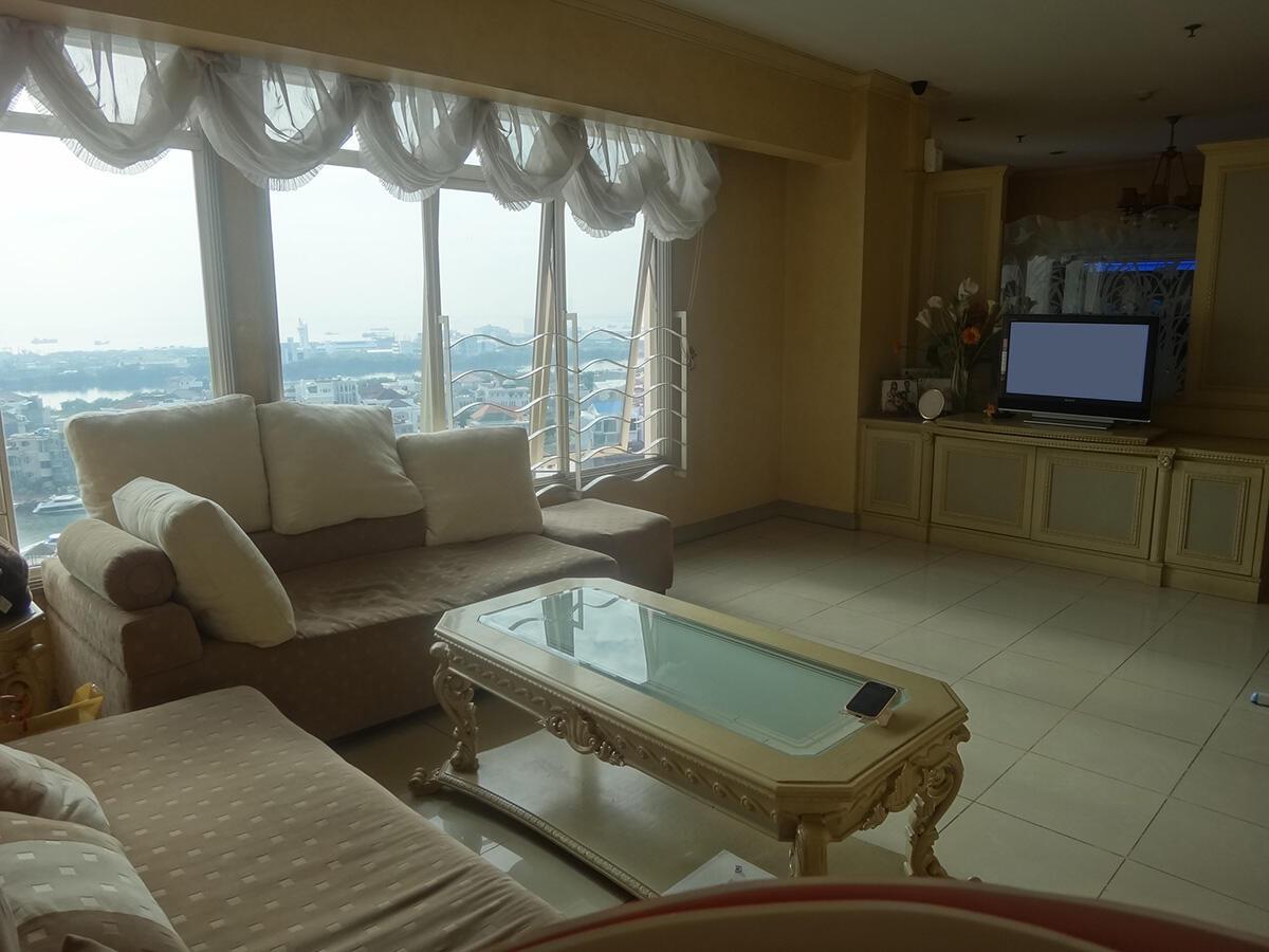 Apartemen Pantai Mutiara Murah Double View Full Furnished (Sea & City View)
