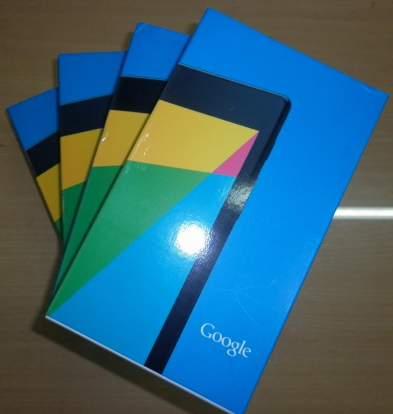 HOT ITEM !!!! Sale NEW NEXUS 7 16GB & 32GB!!