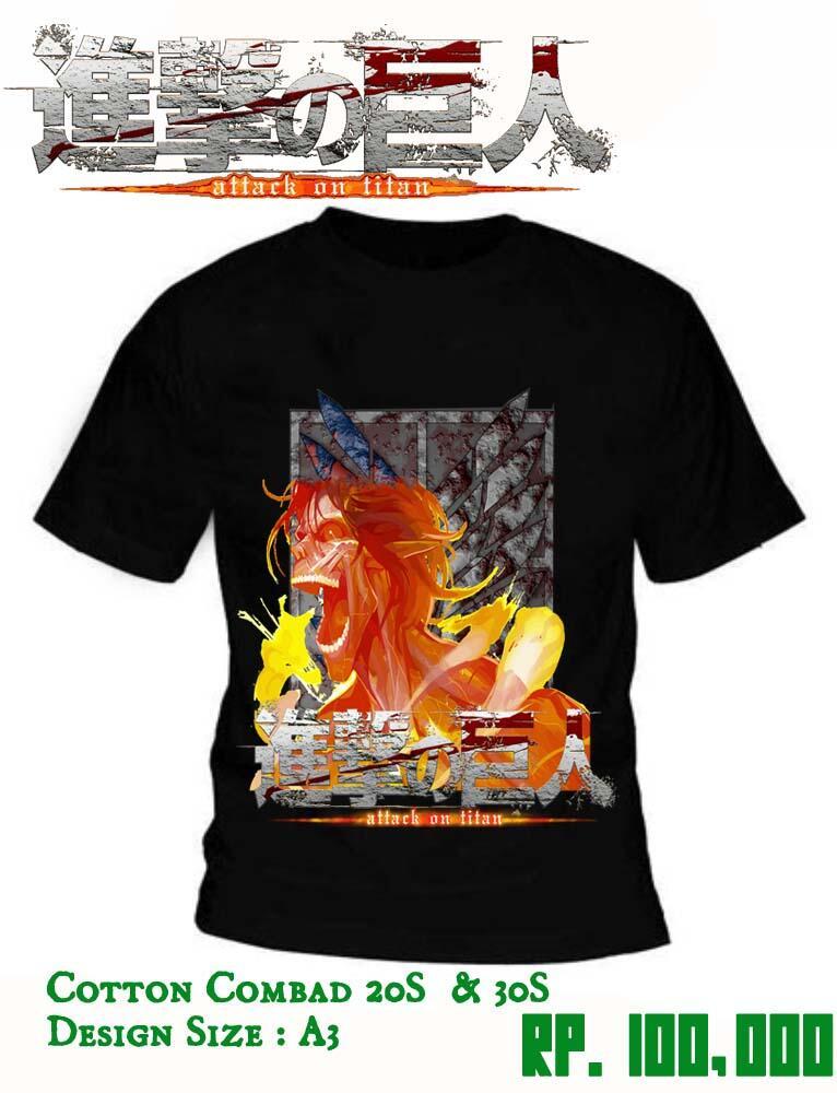 *******[Kaos Game&Anime] NEW REBORN -- Anime & Games T-Shirt******