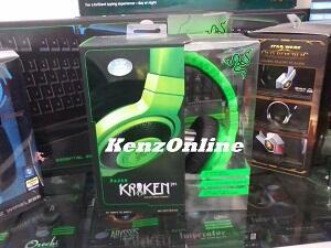 Headset Razer Carcharias Kraken Neon Pro Star Wars BlackShark Battlefield 4 Electra