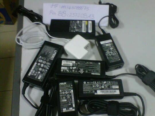 Adaptor/Charger Laptop Acer-Toshiba-Macbook-IBM Lenovo-Asus-Dell-HP Compaq-Samsung