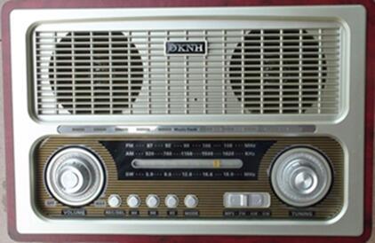 RADIO ANTIK, KAYU, WORLDBAND