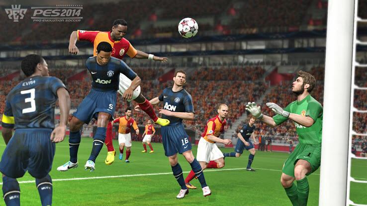 Pro Evolution Soccer 2014 PC Official [Reloaded]