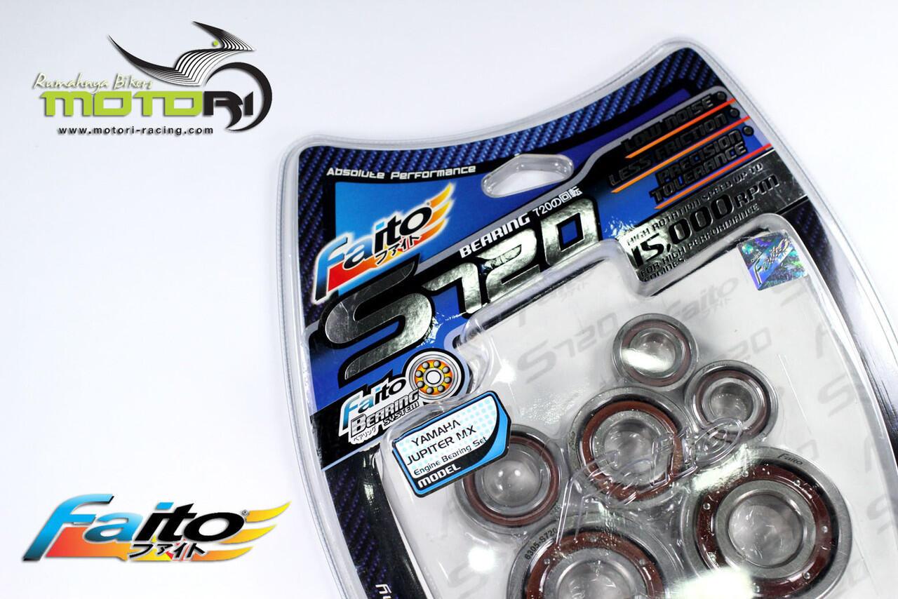 Terjual Bearing Klaher Laher High Speed Faito S720