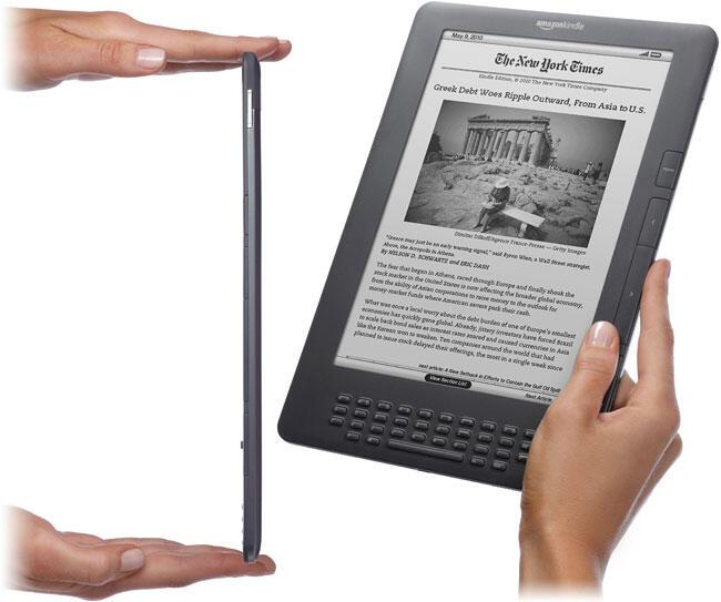 "Amazon Kindle DX Layar 9,7"" - Free COD Jakarta"
