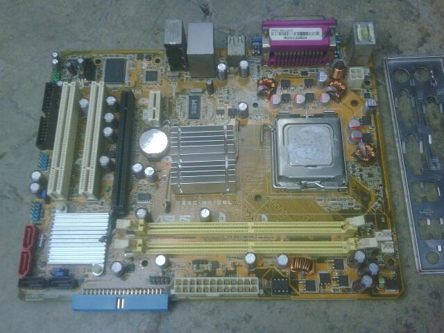 BOARD LGA 775 ASUS P5GCMX