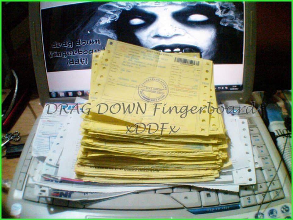 Fingerboard fullset 110rb free ongkir