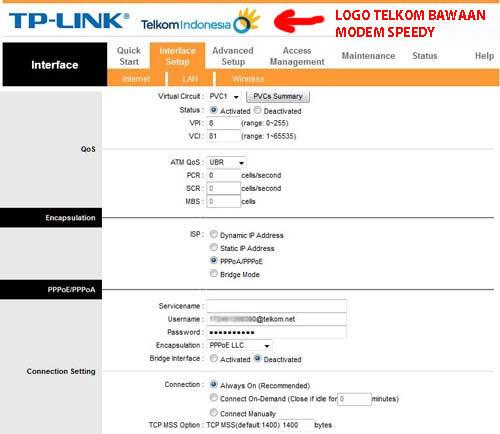 Panduan menghilangkan @wifi.id, multiuser, remote cwmp modem Speedy