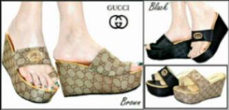 Sepatu Wedges , Heels , Boots , Harga Grosir !!