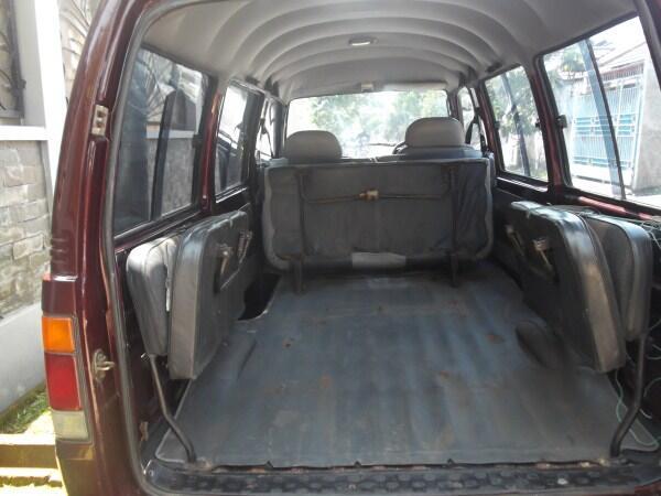 Mitsubishi Colt T120 SS minibus, mulus siap pakai, GRATIS BIAYA BBN/MUTASI !