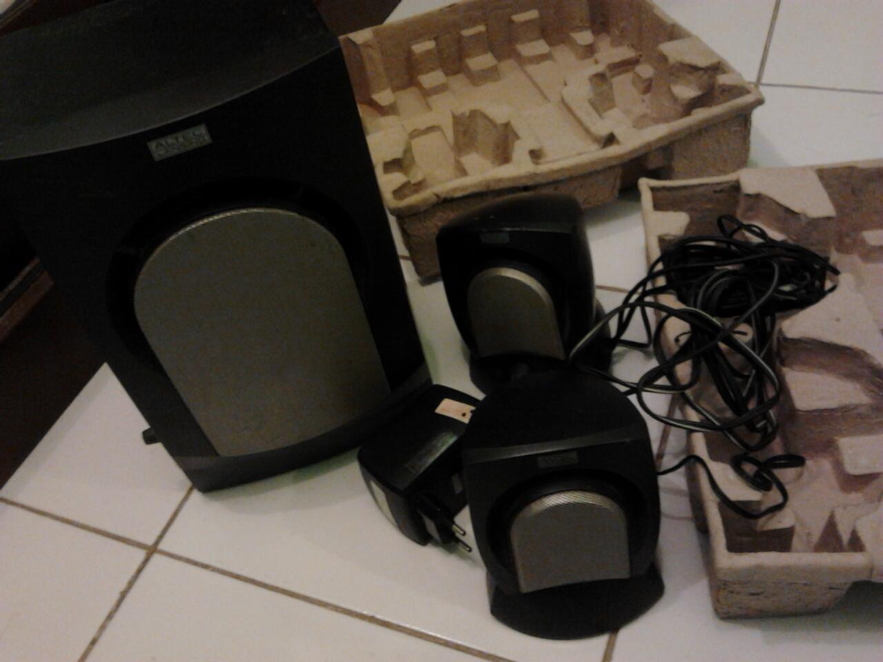 Speaker Altec Lansing AVS300B