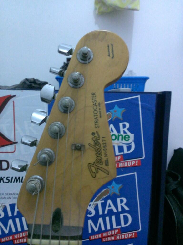 Fender Amtrad 99