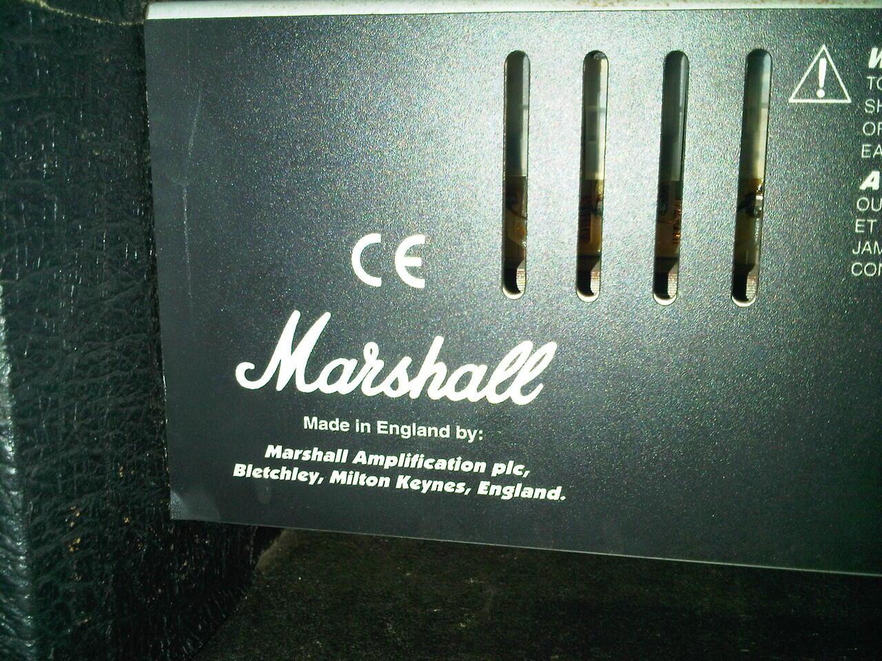 Amply Marshall Combo Avt 275 England kondisi 95%