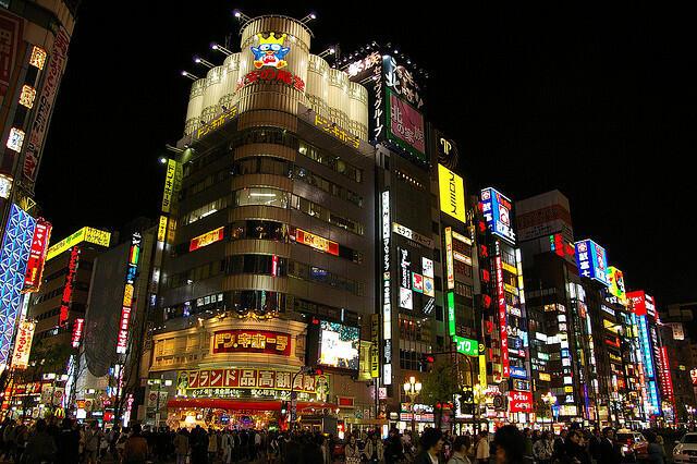 ~๑.Gemerlap Cahaya Warna-Warni Kehidupan Malam di Jepang.๑~ [CEKIDOT !]