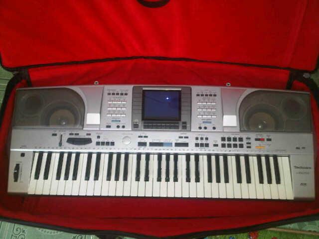 keyboard technics sx-kn2400