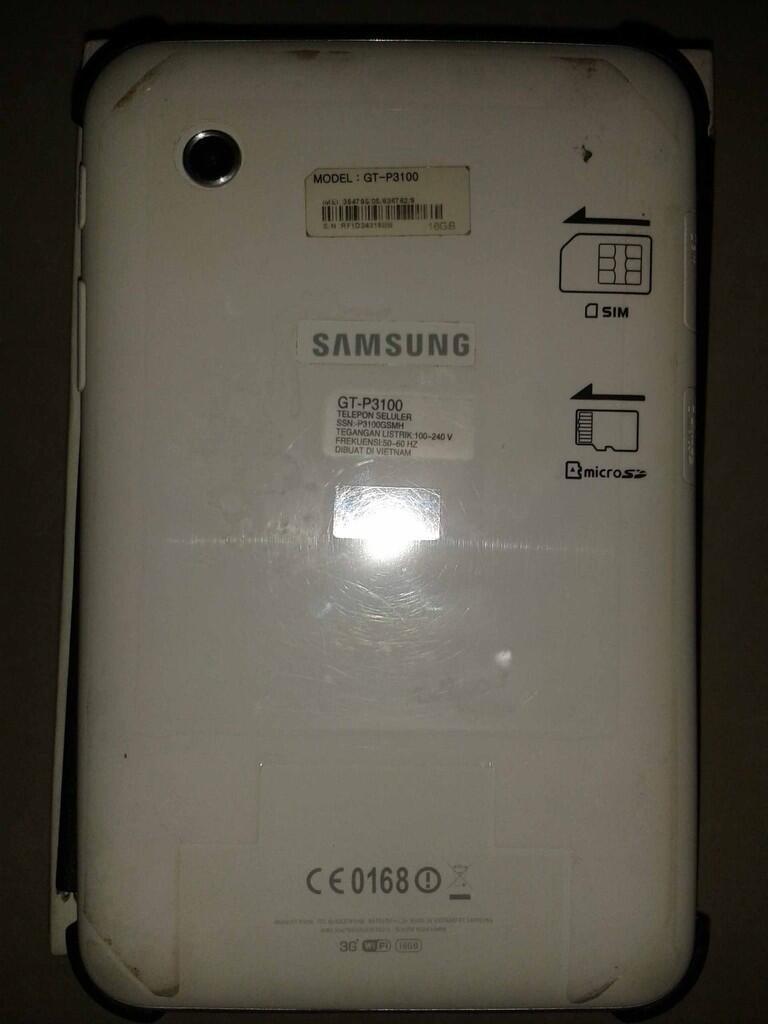"""★♣¤══¤۩۞۩ஜ [WTS] Samsung Galaxy Tab 2 . 7"""" Garansi Murah aja lohh...ஜ۩۞۩¤══¤♣★"""