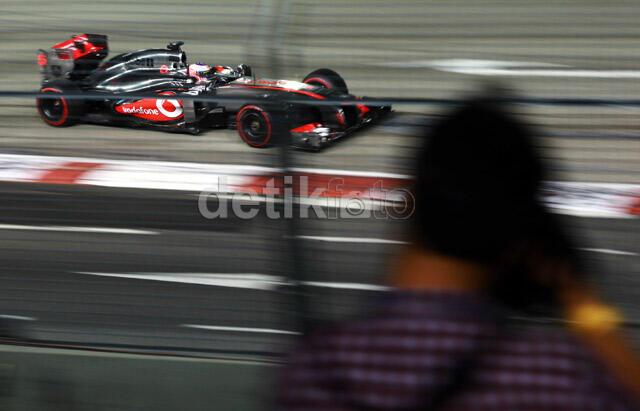 ~๑Kilau Terang dari Marina Bay (GP F1 Singapore 2013)๑~