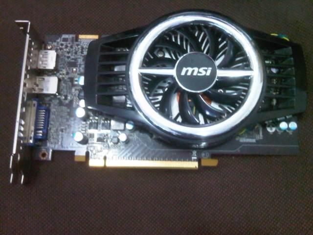 MSI 5770 1GB DDR5 #BANDUNG#