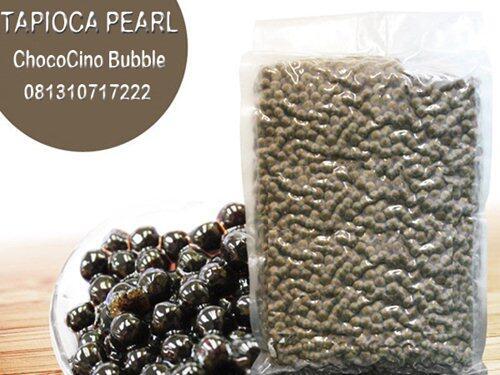 Grosir bahan bubble drink/bubble tea kualitas premium