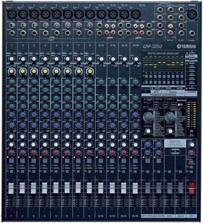Yamaha EMX 5016CF Powered Mixer