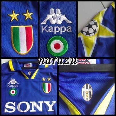 [ Pre Order ] #KLOTER 2# Juventus FINAL UCL 1995/1996 *RARE*