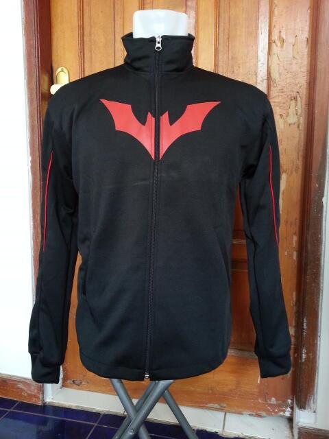 [Ready Stock]Jaket Batman Beyond Keren.Murah bangett.