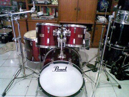 terjual jual drum set pearl vision birch mapex m series n yamaha yd jepang kaskus. Black Bedroom Furniture Sets. Home Design Ideas