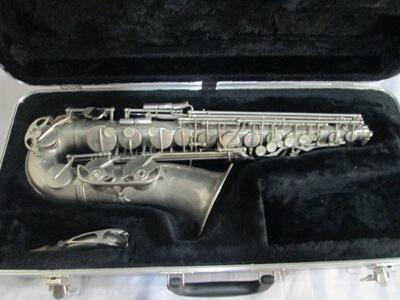 Saxophone Alto WERIL Brazil Silver