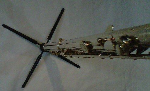 STAND FLUTE Konig & Meyer (K&M) Made In Germany