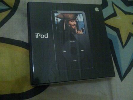 WTS: Box iPod Video 30 GB Original Murah Aja (iPod-nya dicolong)