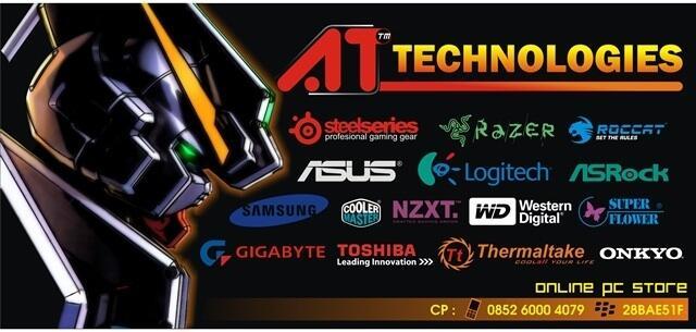 [ATtech] Speaker Audio (Swans,T&V,Logitech,Creative,Edifier,dll)
