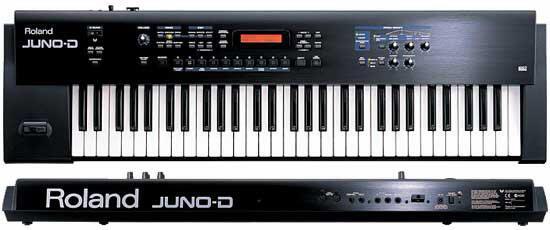 Roland Juno D